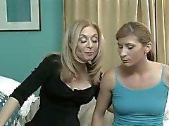 filles femdom lesbiennes