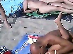 dilettante spiaggia hardcore