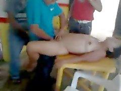amateur flashing latin public nudity