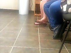 amateur foot fetish hidden cams teens voyeur