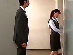 asiatisch babes sekretärinnen