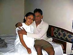 Newly Married Couple - Sri Lankan