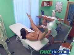 fakehospital lääkäri yhdenmukainen todellisuus sairaala