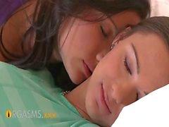 adolescente lésbica lésbicas natural jovem