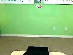 amateur babe redhead solo webcam