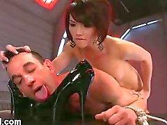 shemale ladyboy fetish domination asian