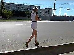 blondes hidden cams upskirts