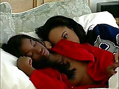 showers teens lesbians black and ebony