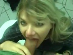 amateur blondine blowjob gesichts