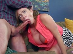 ariella ferrera colombian mom mother cougar milf huge tits blowjob cum