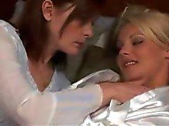 blondes lesbians matures