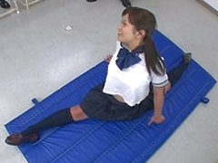 l'aika di hoshino giapponese in aula insegnante studente
