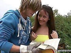 bebek oral seks esmer