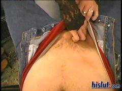 big tits redhead blowjob oral sex big boobs