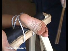 bdsm bondage foot fetish