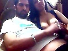 indiano paquistanês casal webcam