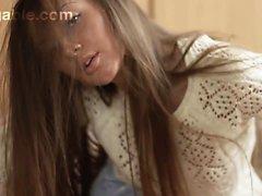 ass babe brunette