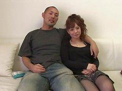 brunettes nylon japanese