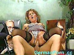 hardcore mognar strumpor tyska