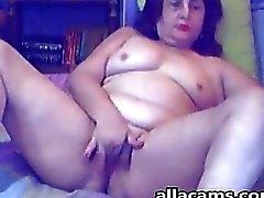 amateur webcam mature solo granny