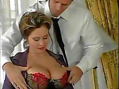 big tits cumshot nylon pornstar stockings