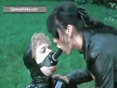 amateur bdsm esclavage dominatrice