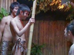 Asian Temptations Fuck Action with Asia Boys