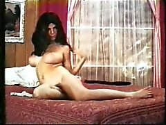 babes big boobs hairy striptease vintage