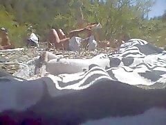 amateur strand voyeur