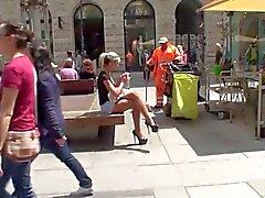 alemão nudez em público upskirts
