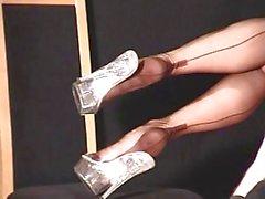 francese biancheria intima calze