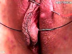 bdsm brünett domina fetisch