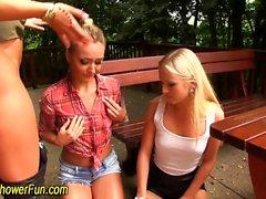 blondine fetisch hd lesbisch