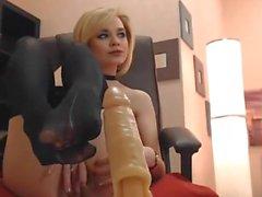 sex toys masturbation nylon russian