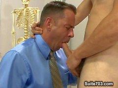 Men Hard at Work - Finn Daniels and Lee Stephens