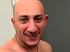 anal cul pipe brunette