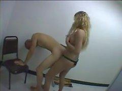 blondes sex toys bdsm femdom