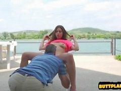 exgirlfriend calze asstomouth analfuck