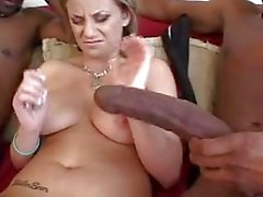 double penetration big natural tits big cock