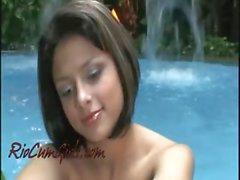baby schönheit blowjob brasilianer
