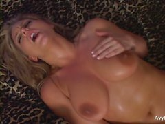 vaginalen sex blondine big tits
