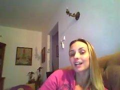 Raluca Maria de la Braila face videochat