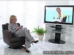 big boobs blonde fetish fingering
