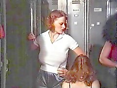 hairy lesbians strapon vintage