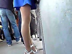 hidden cams lingerie milfs upskirts voyeur