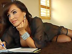 lisa ann double penetration milf interracial