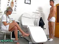 mastürbasyon hastane handjob