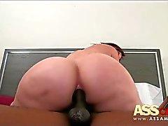 masturbation anal sex interracial