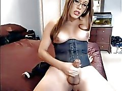 shemale big cocks lingerie
