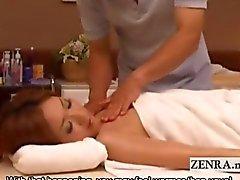 japonés masaje milf